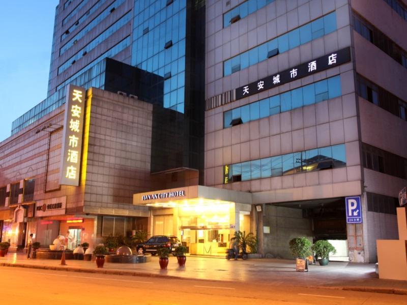 Tianan City Hotel Changzhou - Changzhou