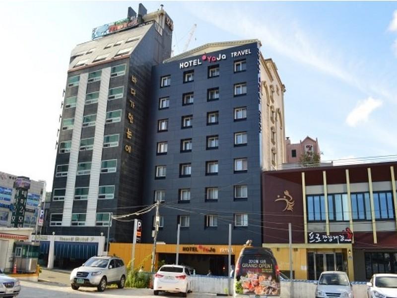 Hotel Yaja Haeundae - Hotels and Accommodation in South Korea, Asia
