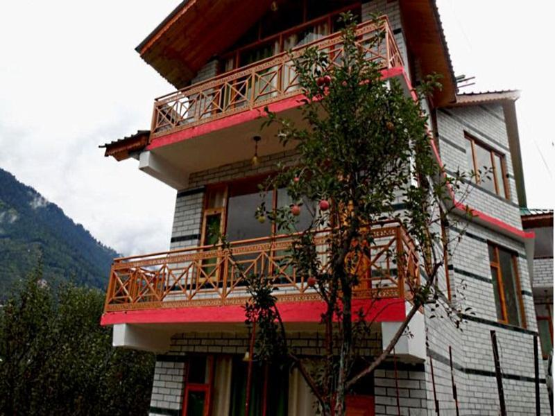 Mountain Face Cottage - Manali