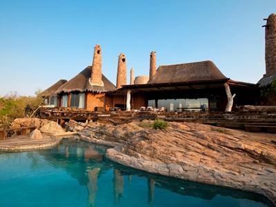 Leobo Private Reserve Villa Vaalwater