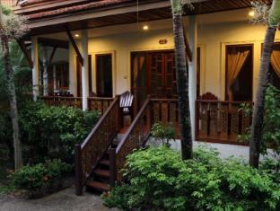 Bangtao Village Resort Phuket - Balcony with sitting area