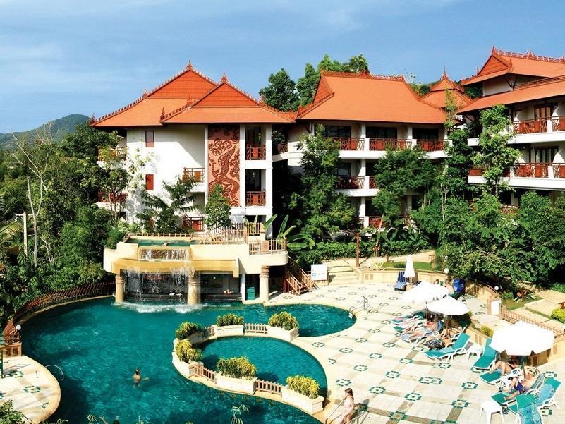 Anyavee Ao Nang Bay Resort - Hotels and Accommodation in Thailand, Asia