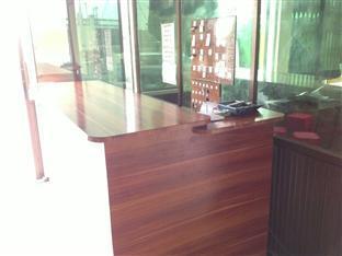 Kyaw Guest House Yangon - Rezeption