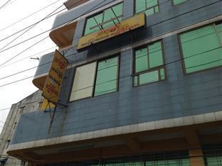Kyaw Guest House Yangon - Hotel Aussenansicht