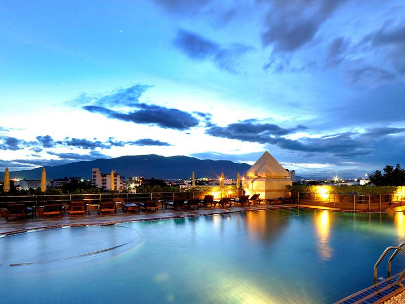 Duangtawan Hotel - Hotels and Accommodation in Thailand, Asia