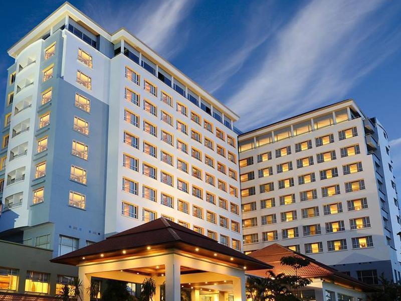 Hotell K Park Grand Hotel i , Suratthani. Klicka för att läsa mer och skicka bokningsförfrågan