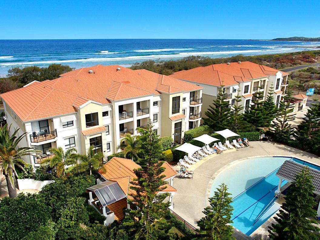 The Sands Resort - Hotell och Boende i Australien , Yamba