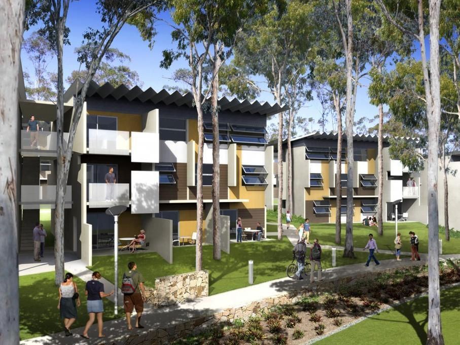 Griffith University Village - Hotell och Boende i Australien , Guldkusten