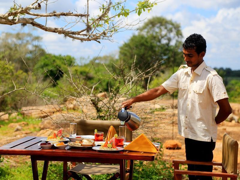 Ruhunu Safari Mobile Tented Camping Yala - Hotels and Accommodation in Sri Lanka, Asia