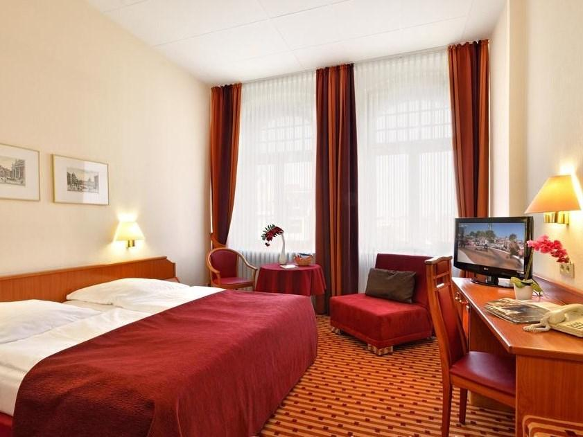 Hotel Schöneberg - Hotell och Boende i Tyskland i Europa