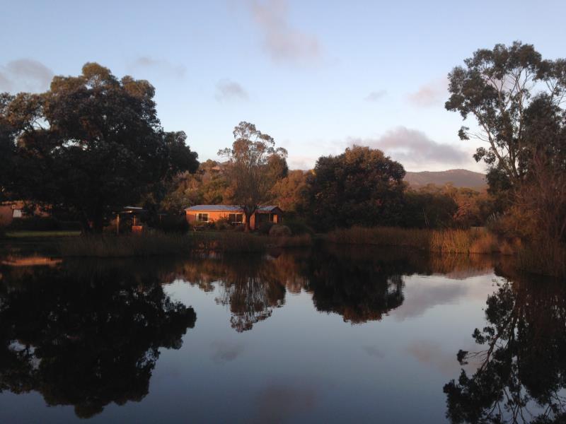 Halls Haven Resort - Hotell och Boende i Australien , Halls Gap