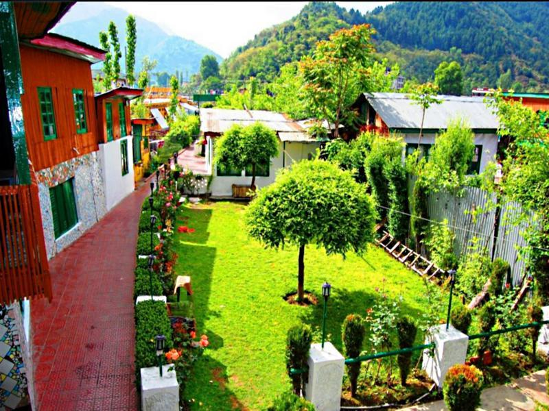 Hotel New Green View - Srinagar