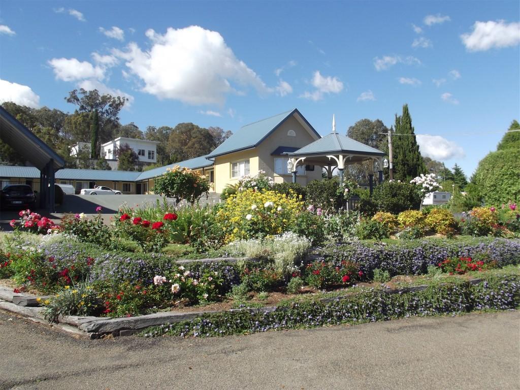 Willows Motel Goulburn - Hotell och Boende i Australien , Goulburn