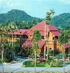 โรงแรมรีสอร์ทมวกเหล็ก เฮลท์ สปา แอนด์ รีสอร์ท โรงแรมในสระบุรี