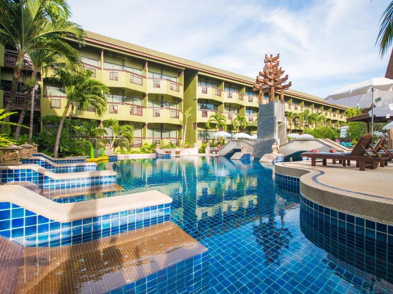 Phuket Island View Hotel - Hotels and Accommodation in Thailand, Asia