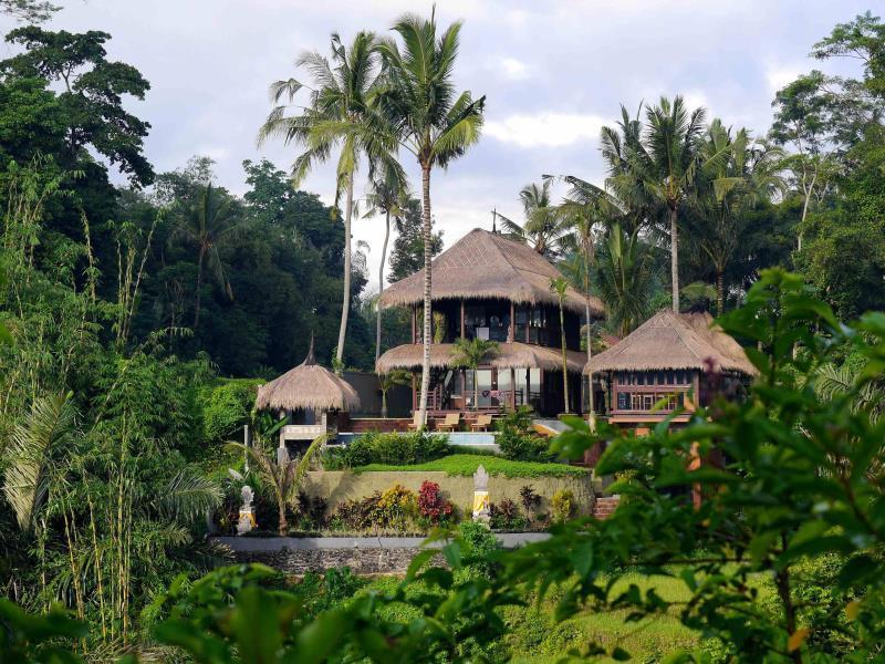 Kupu Kupu Private Villa - Bali