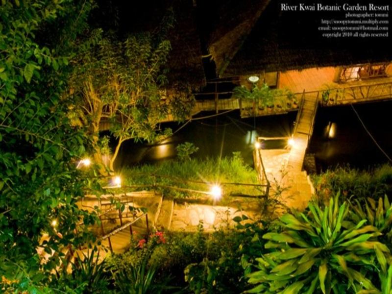 River Kwai Botanic Delight Resort - Hotels and Accommodation in Thailand, Asia