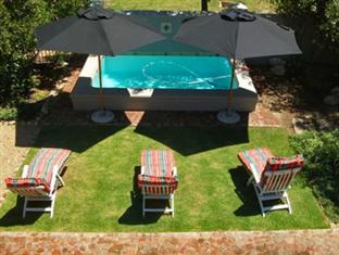 Baruch Guest House Stellenboša - Peldbaseins