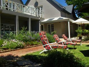 Baruch Guest House Stellenboša - Viesnīcas ārpuse