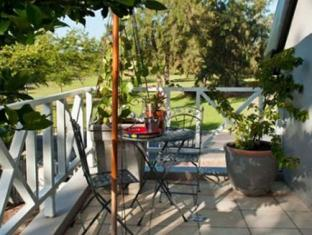 Baruch Guest House Stellenboša - Balkons/terase