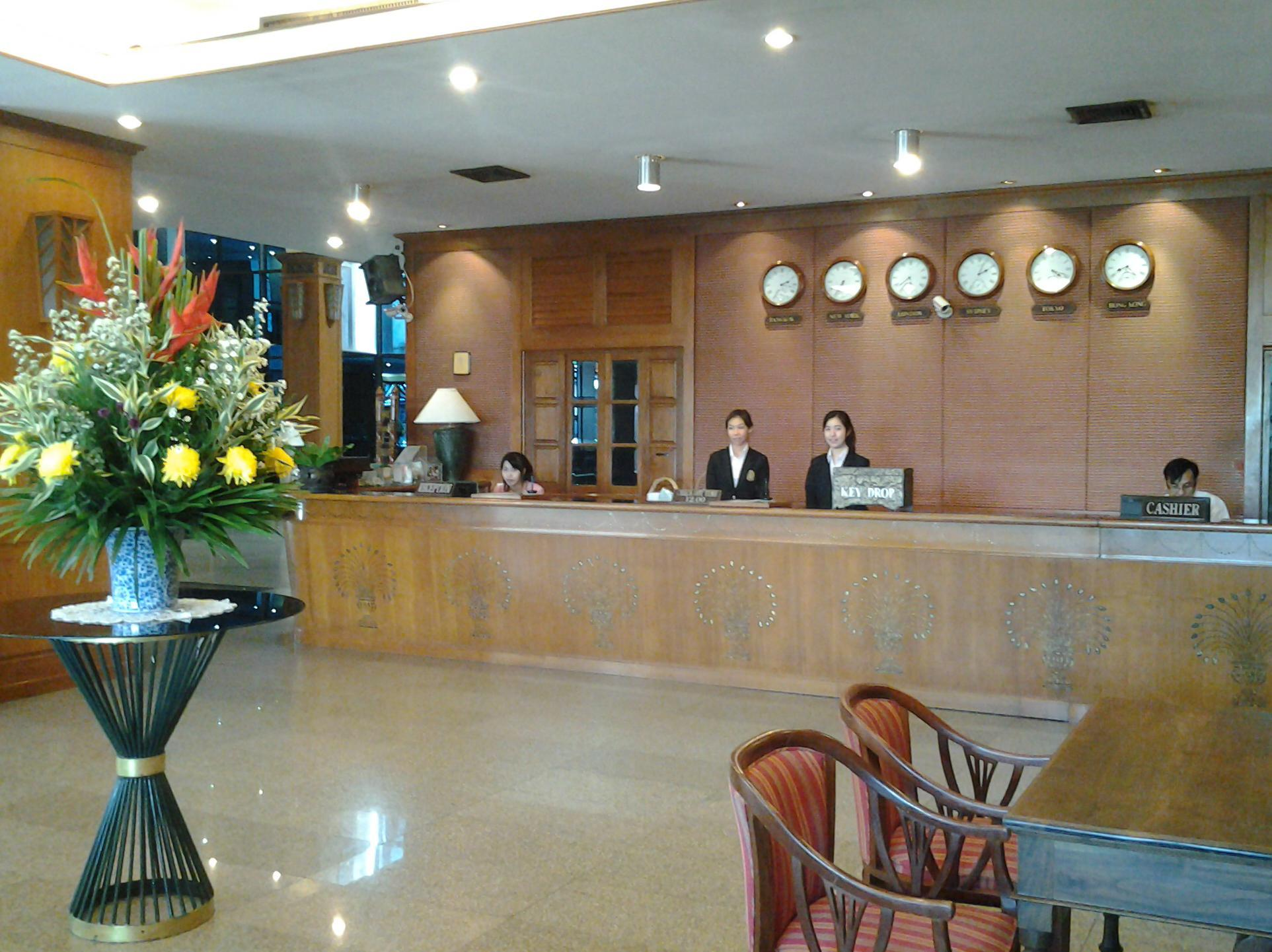 Royal Lanna Hotel - Hotels and Accommodation in Thailand, Asia