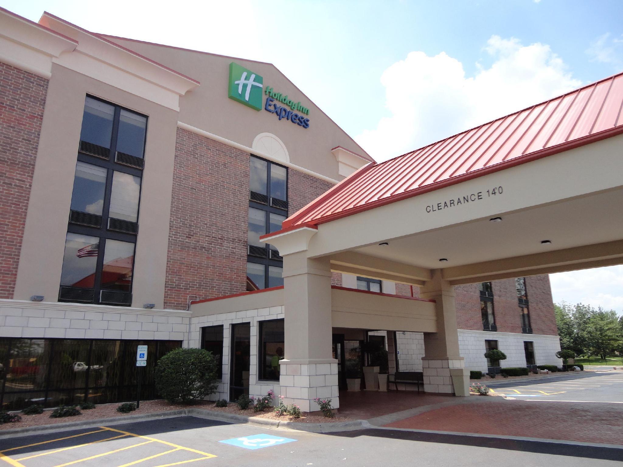 Holiday Inn Express Crestwood
