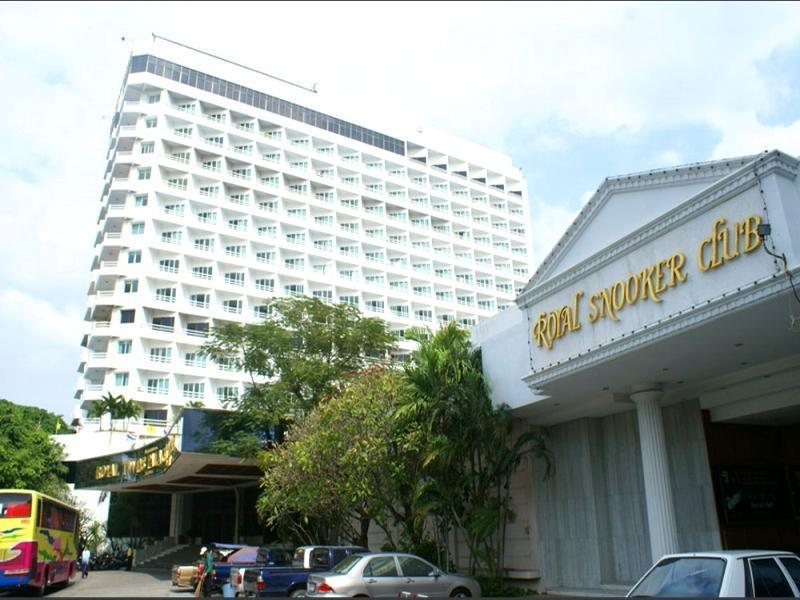 Royal Twins Hotel بتايا