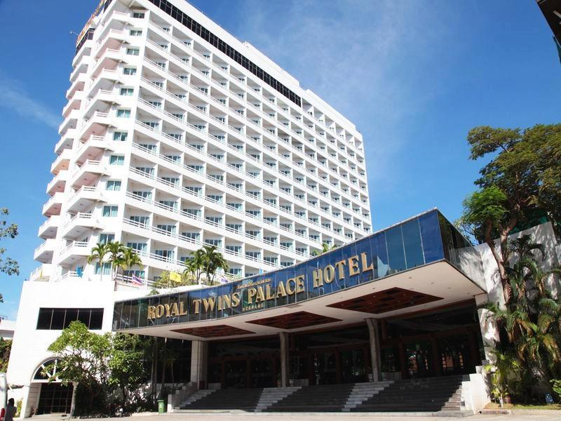 Royal Twins Hotel - Hotels and Accommodation in Thailand, Asia