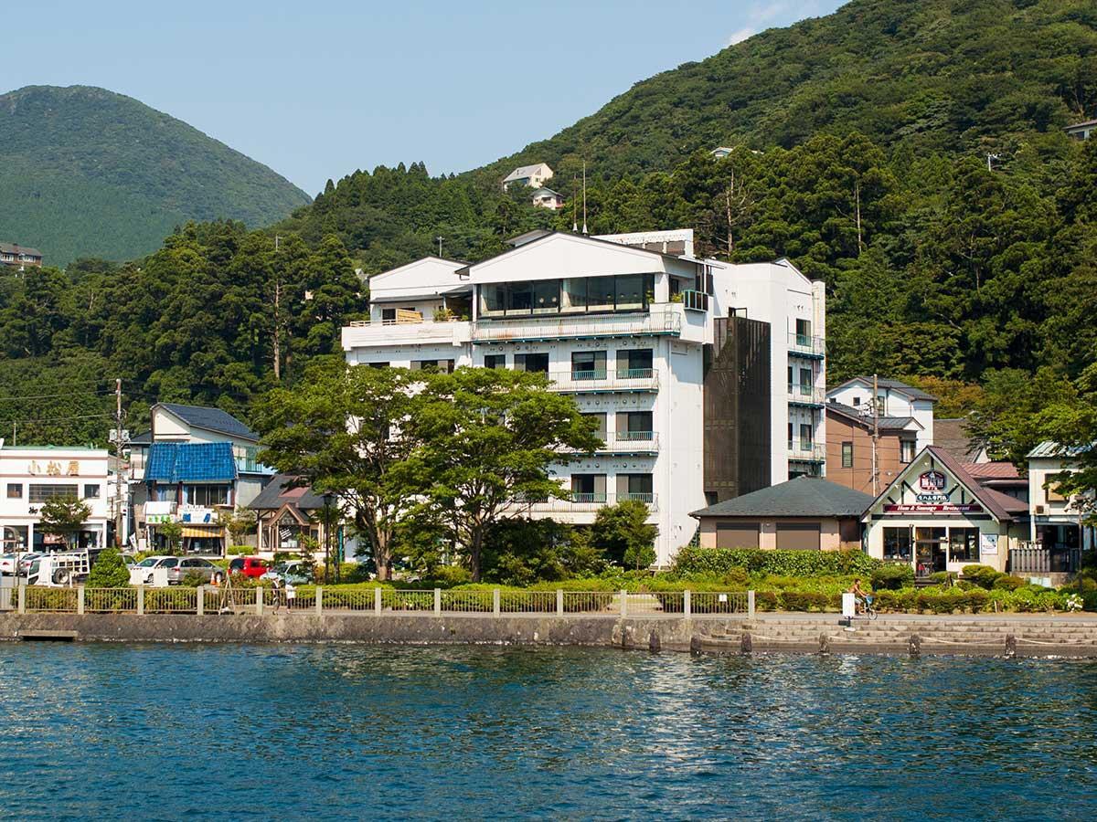 Ashinoko Onsen Hotel Musasiya