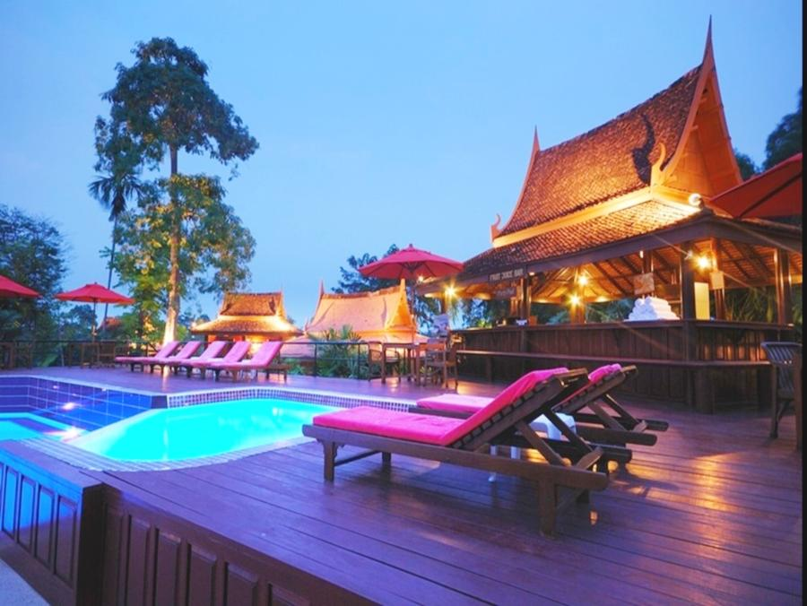 Sugar Hut Hotel - Hotels and Accommodation in Thailand, Asia