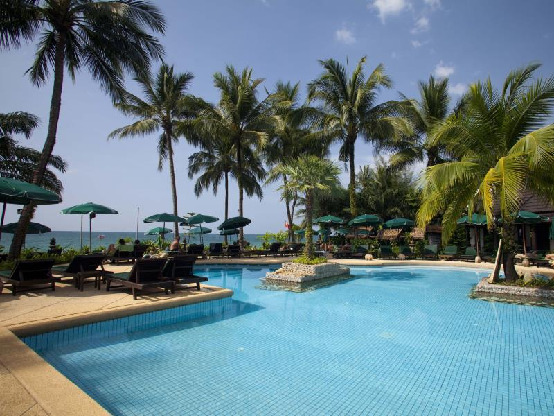 Khaolak Palm Beach Resort - Hotels and Accommodation in Thailand, Asia