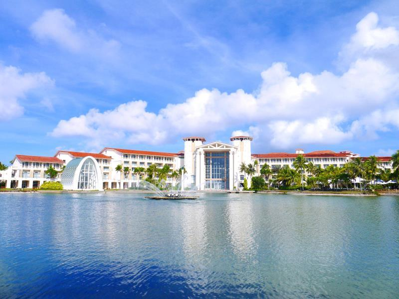 Leopalace Resort Guam גואם - בית המלון מבחוץ