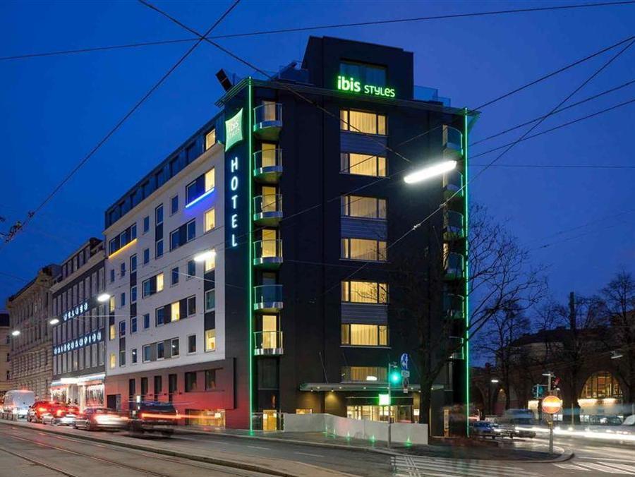 Ibis Styles Wien City Hotel