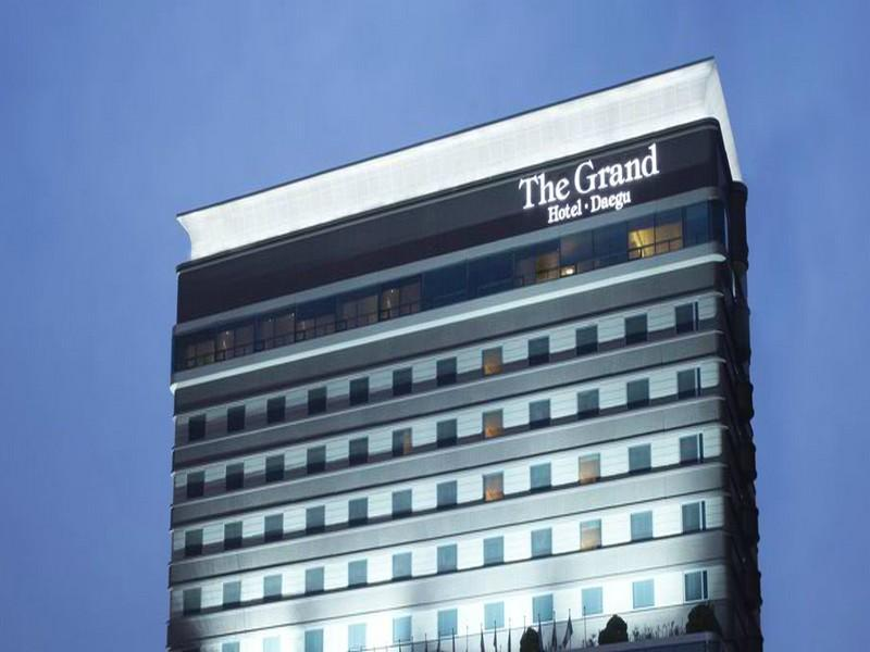 Daegu Grand Hotel - Hotels and Accommodation in South Korea, Asia