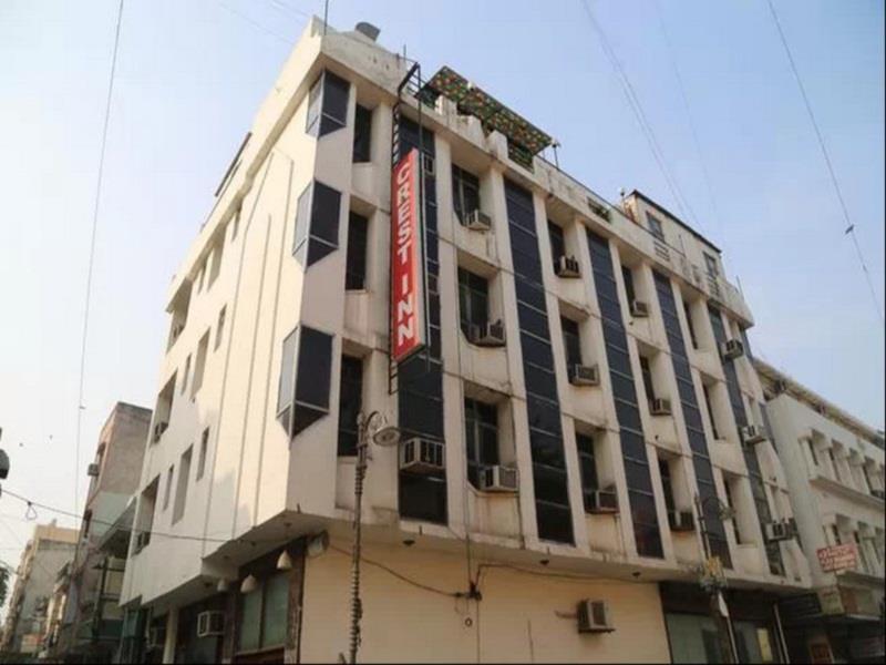 Crest Inn Hotel - Hotell och Boende i Indien i New Delhi And NCR