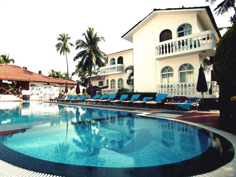 Colonia Santa Maria Hotel Sjeverna Goa