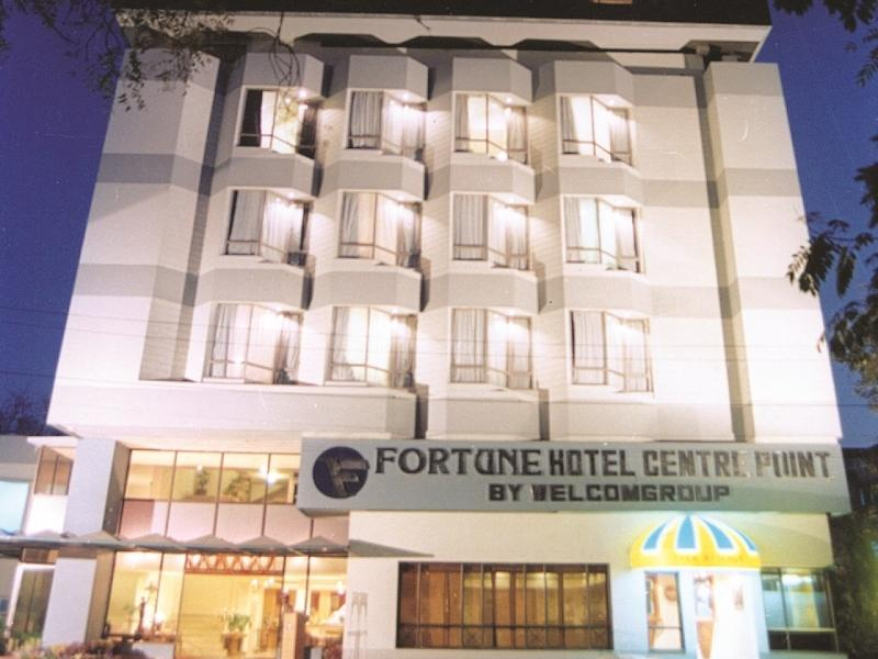 Fortune Hotel Centre Point - Hotel and accommodation in India in Jamshedpur