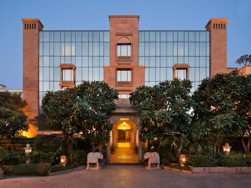 Mansingh Towers Hotel - Hotell och Boende i Indien i Jaipur