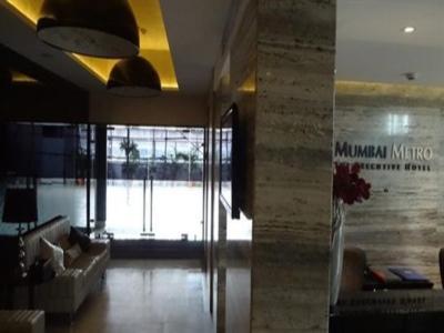 Metro International Hotel - Hotell och Boende i Indien i Mumbai
