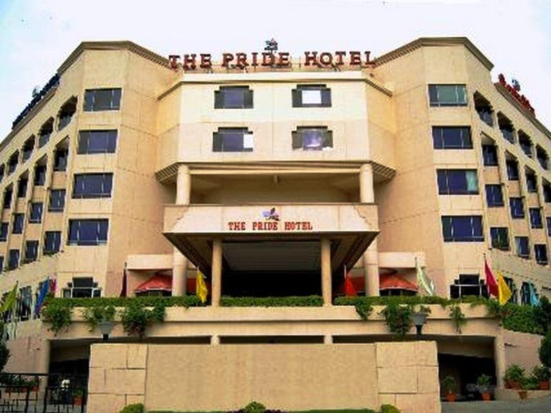Hotell The Pride Nagpur Hotel
