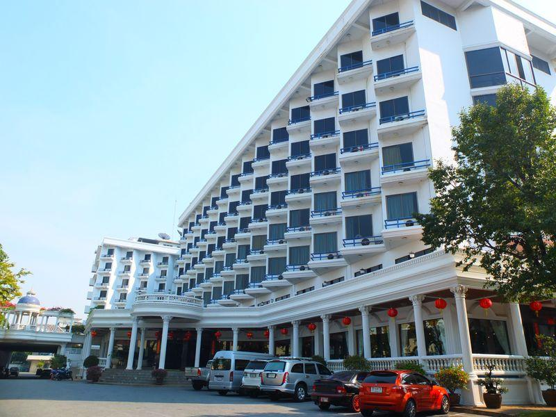 Caesar Palace Hotel - Hotels and Accommodation in Thailand, Asia