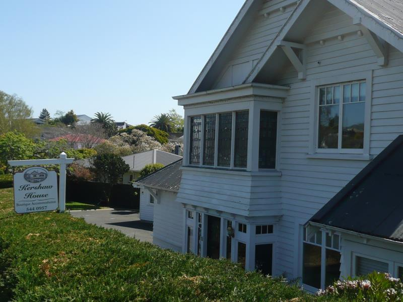 Kershaw House Boutique Accommodation - Nelson