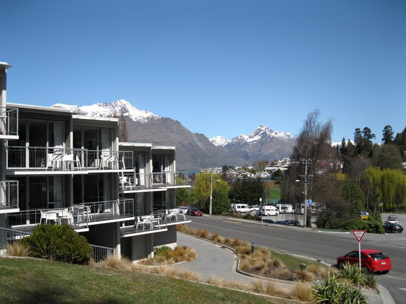 The Whistler Apartments - Hotels and Accommodation in New Zealand, Pacific Ocean And Australia