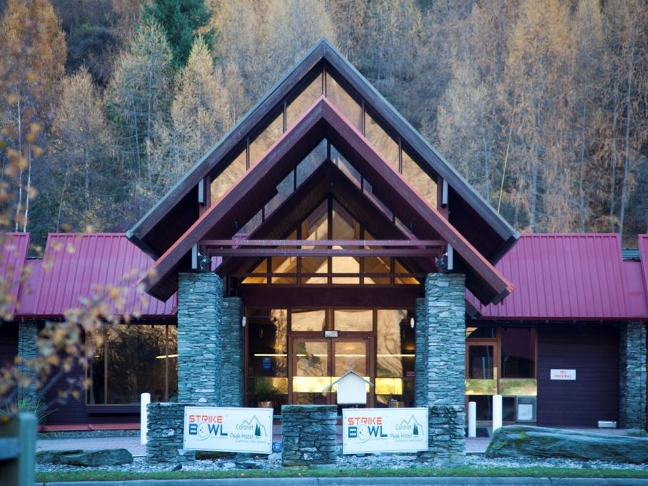 Swiss-Belresort Coronet Peak - Hotell och Boende i Nya Zeeland i Stilla havet och Australien