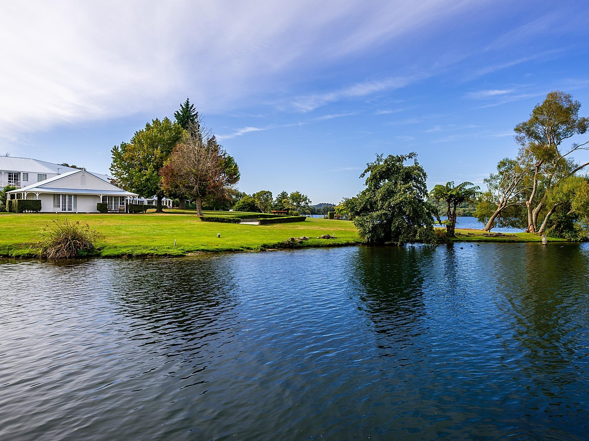 VR Rotorua Lake Resort - Hotels and Accommodation in New Zealand, Pacific Ocean And Australia