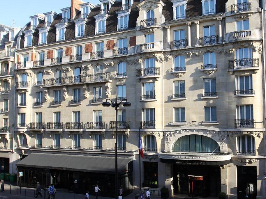Pont Royal - Hotell och Boende i Frankrike i Europa