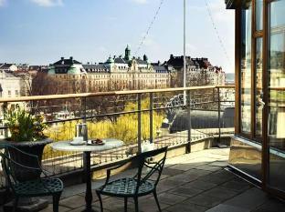 Berns Hotel Stockholm - Balcony/Terrace