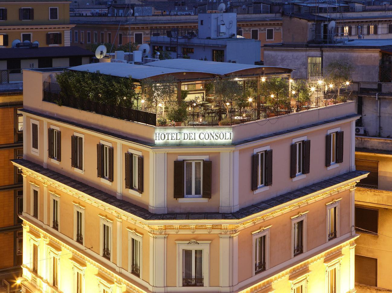 Hotel Dei Consoli Rome - Exterior