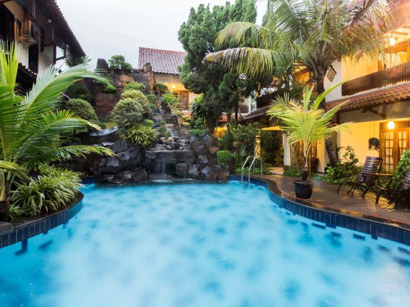 Duta Garden Hotel - Hotels and Accommodation in Indonesia, Asia