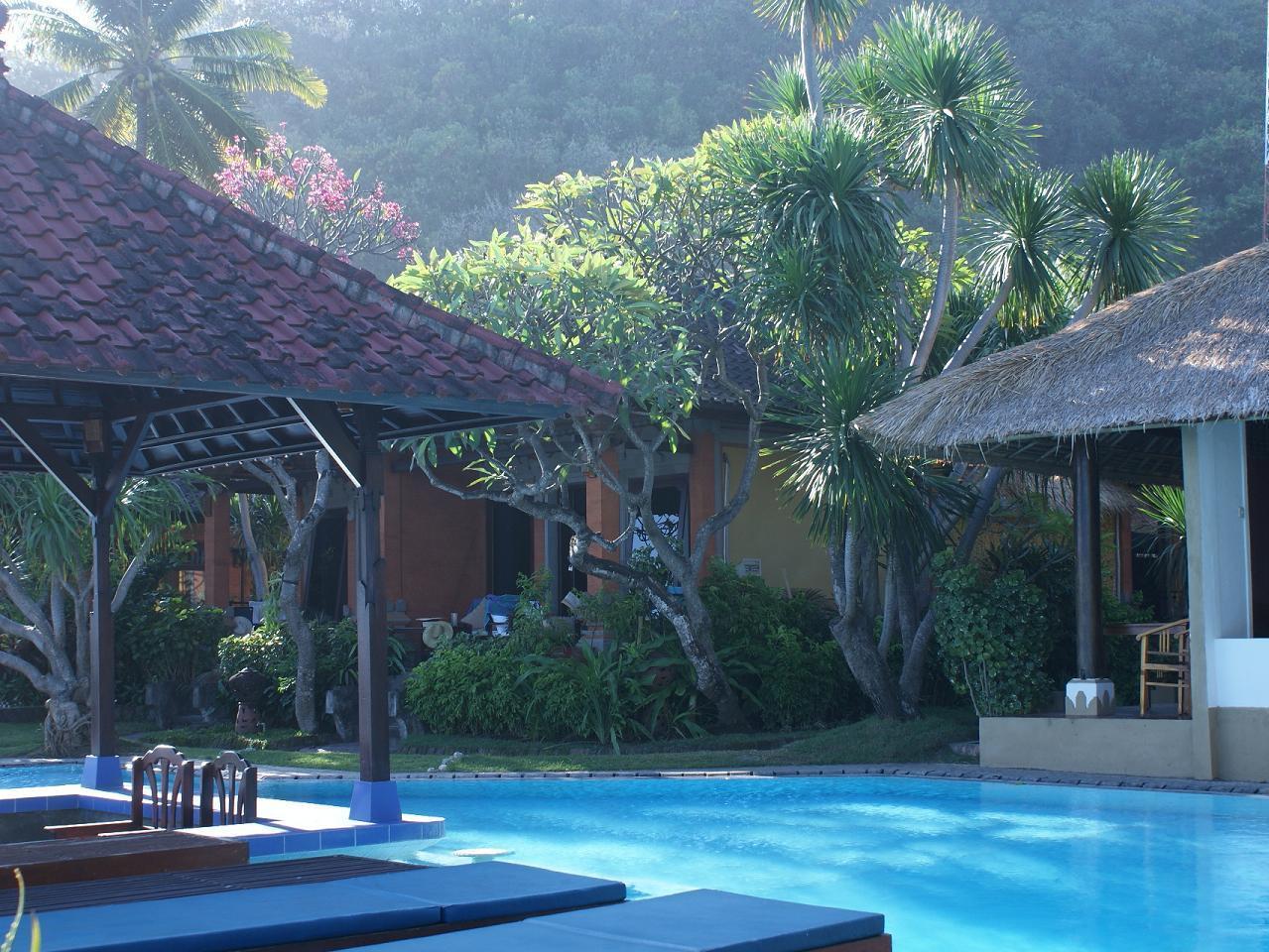 Hotel Murah di Candidasa, Bali - Diskon dengan Harga Termurah